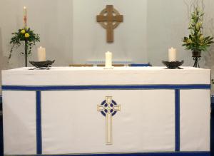 St Cuthbert's altar